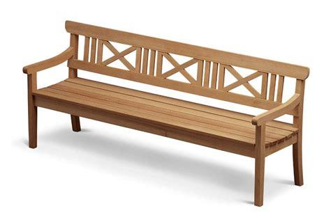 Gartenbank Drachmann Von Skagerak I Holzdesignpur