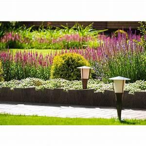 Bordure De Jardin : bordure de jardin land art en pp imitation bois 20 x 60 ~ Melissatoandfro.com Idées de Décoration