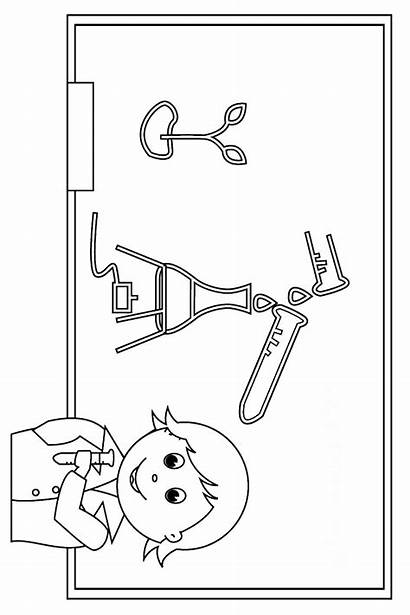 Science Coloring Pages Printable Coloring2print