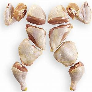 How To Cut A Whole Chicken Into Pieces - Article