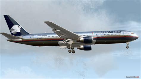 Aeromexico 767 wallpaper - 219239