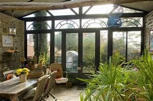 Jardin D Hiver Veranda : v randa jardin d 39 hiver 12 mod les tr s inspirants ~ Premium-room.com Idées de Décoration