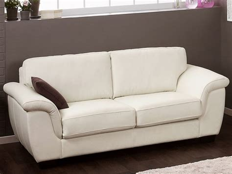vente privée canapé cuir vente privee canape convertible maison design bahbe com