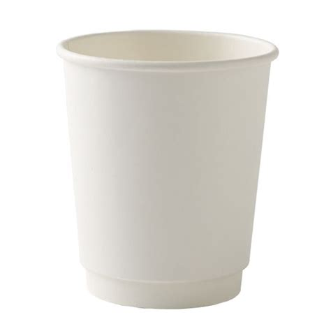 Check out our double wall mug selection for the very best in unique or custom, handmade pieces from our drink & barware shops. 8oz Double Wall White Takeaway Cups | Pack of 100 | A1 Coffee
