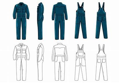Overalls Safety Vecteezy System Graphics