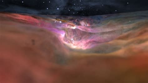 Take a sightseeing trip through the Orion Nebula in NASA's ...