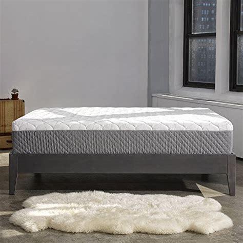 sleep innovations mattress sleep innovations 12 inch gel swirl memory foam