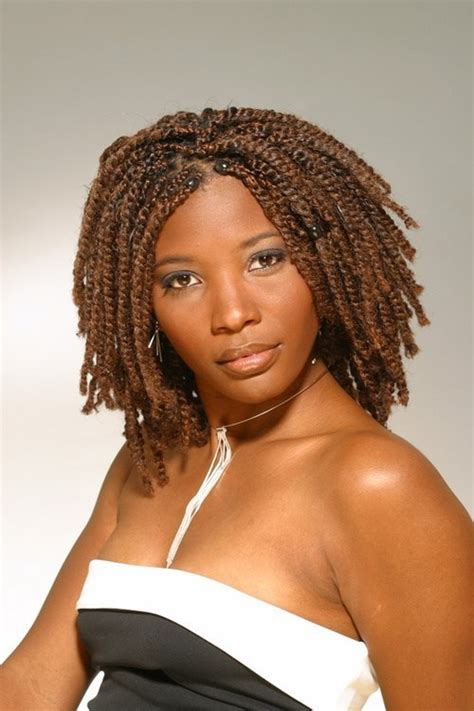Twist Hairstyles For Black by 37 Chic Twist Hairstyles For Hair