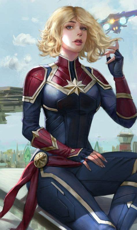 captain marvel  vf  captain marvel