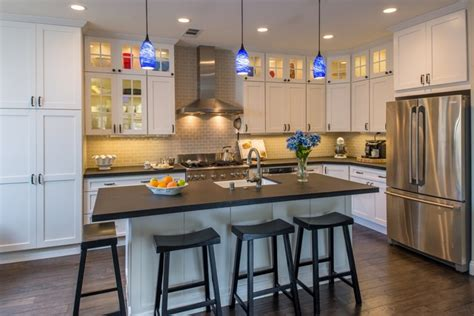 San Diego, California Kitchen Remodel  Traditional
