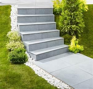 Escalier D Extérieur : escalier exterieur modulesca habillage dalle escalier ext rieur ~ Preciouscoupons.com Idées de Décoration