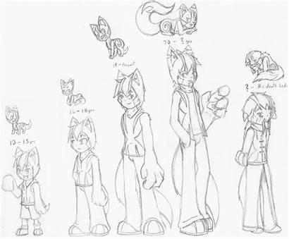 Cat Growing Cheshire Deviantart Drawing Tamer Oc