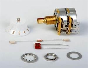 Fender Tbx Tone Control Kit  0992052000