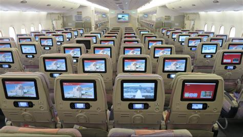 emirates welcomes   plane  travelskills