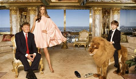 donald apartment york inside trump billion trumps don