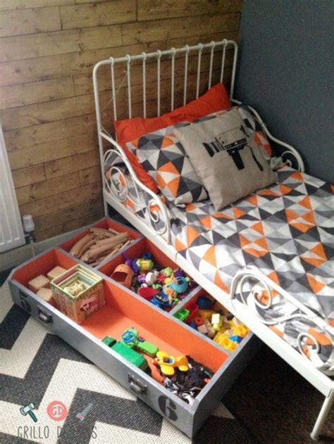 cool diy toy storage ideas shelterness