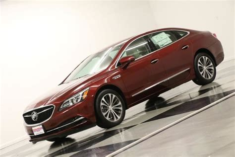 2017 buick lacrosse 16 msrp 37620 leather