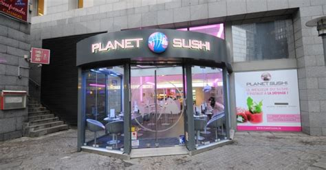 siege social planet sushi planet sushi s installe cours michelet defense 92 fr