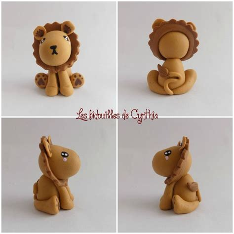 87 best images about en fimo on disney king king simba and polymer