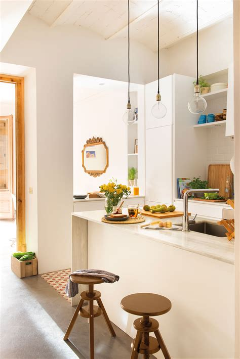 reformar la cocina  ganar metros  luz