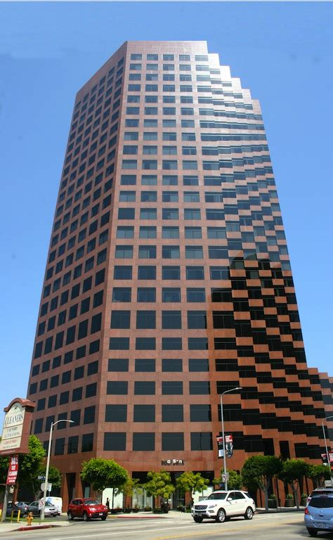 Office Space In Los Angeles by Los Angeles Office Space And Offices At Wilshire Blvd