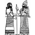 Assyrian King Clipart Assyrians 1001freedownloads Cliparts Clip