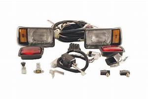Light Kit For Club Car G U0026e 1993