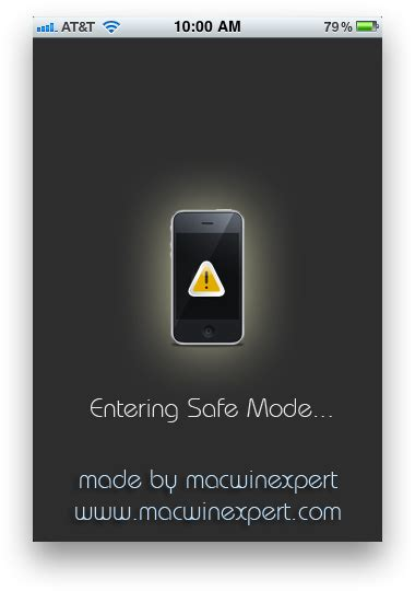 iphone safe mode iphone everything you need to about safe mode on a