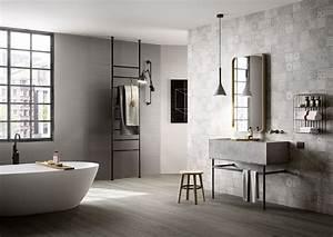 comment choisir son carrelage de salle de bains With photos salle de bain carrelage