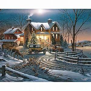 White Mountain Puzzles Terry Redlin Jigsaw Puzzle, 1000pc ...