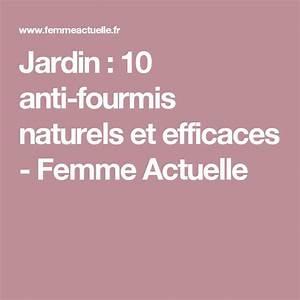 Anti Fourmi Naturel : jardin 10 anti fourmis naturels et efficaces trucs et ~ Carolinahurricanesstore.com Idées de Décoration