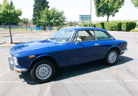 blue plate 1974 alfa romeo gtv for sale on bat auctions