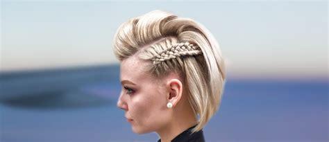 dazzling ideas  braids  short hair