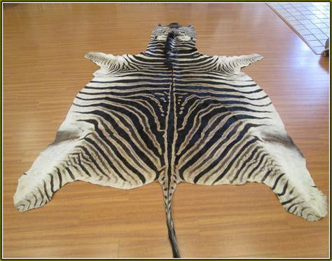 real skin rug real zebra rugs roselawnlutheran