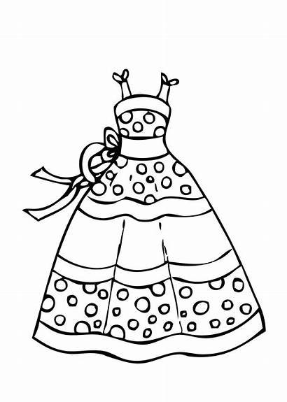 Coloring Pages Summer Printable Drawing Polka Dot