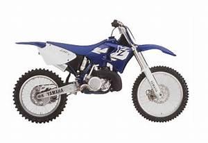 Yamaha Yz250 Service Manual Repair 1998 Yz 250