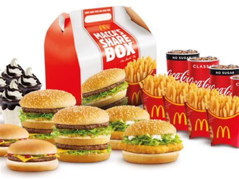 en nouvelle zélande mcdonald 39 s propose une grosse box à
