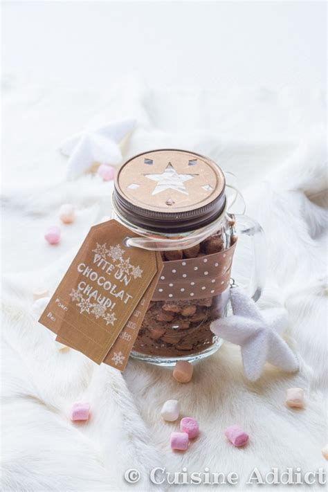 cuisine addict mix pour chocolat chaud cadeau gourmand cuisine addict