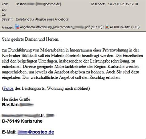 antwort auf ein angebot angebotsanfrage archive opti maler partner opti maler die starke malermarke in deutschland