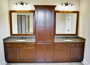sink vanities with storage towers bathroom vanity