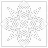Compass Knot Rose Jehanna Coloring Template Birthday Jewelry Pages Donteatthepaste sketch template