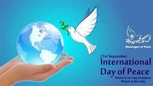International Peace Day « fashionandstylepolice