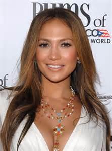 Jennifer Lopez Straight Hair