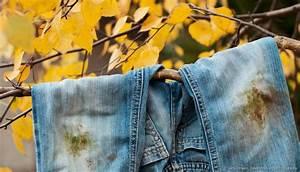 Enlever Une Tache De Gras : comment enlever une tache de gras sur un jean ~ Nature-et-papiers.com Idées de Décoration