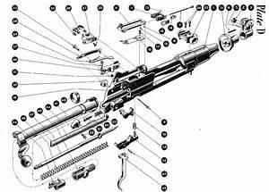 P14  No 3   U0026 P17 Rifle Receiver  Bolt  U0026 Barrel Parts