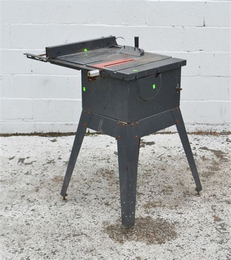 Craftsman 10 Inch Table Saw Model
