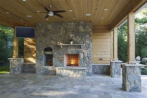 Outdoor, Fireplace, Designs