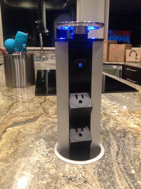 Kitchen Outlet Nashville by Led Pop Up Electric Kitchen Electrical In 2019