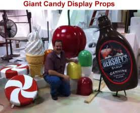 custom made big giant foam props sculptures made to order prop maker display retail trade