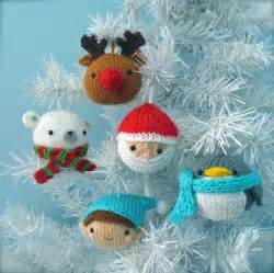 christmas balls knit ornament patterns by amy gaines craftsy